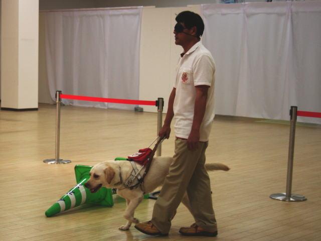 盲導犬・介助犬☆ふれあいイベント