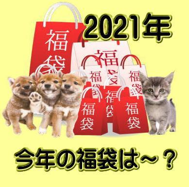 2021☆福袋☆予告☆